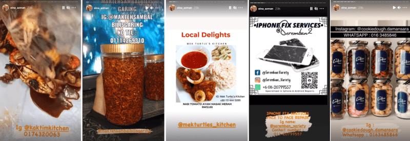 Eina Azman Tawar 'Review' Produk Percuma Di Instagram Sebab Nak Bantu Peniaga2 Kecil,