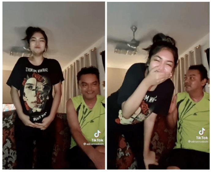 KANTOI - Tak Sempat Tipu Buat Presentation, Ayah Gadis Ini Dah Perli Dia Kaw Kaw [VIDEO]