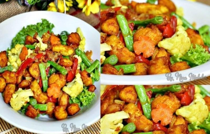 Resepi Ayam Goreng Kunyit Sempoi