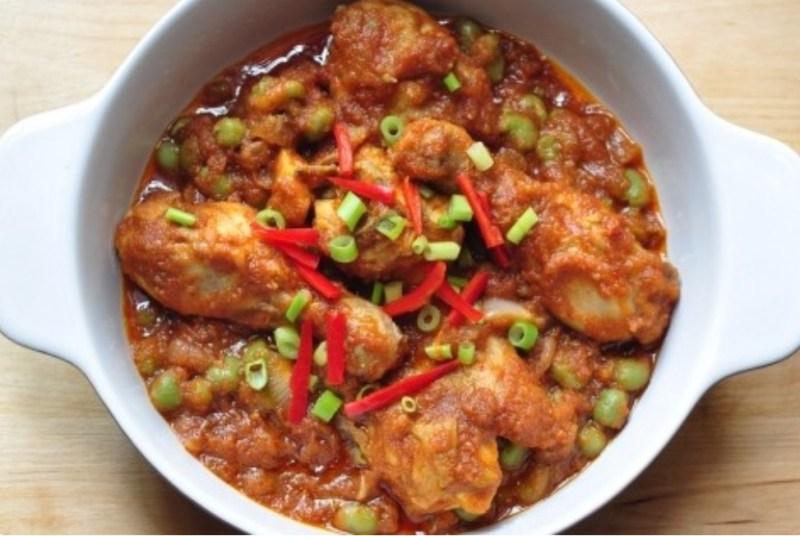 Resepi Ayam Masak Merah Tomato