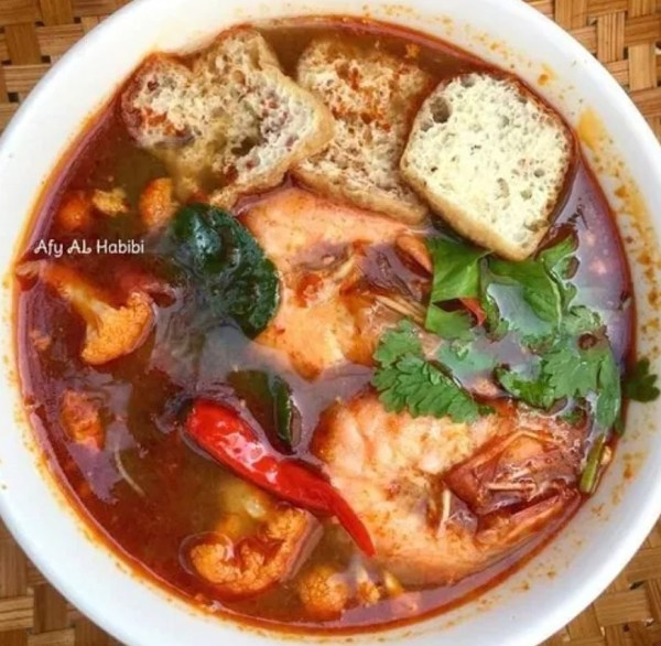 Resepi Bihun Tomyam Thai