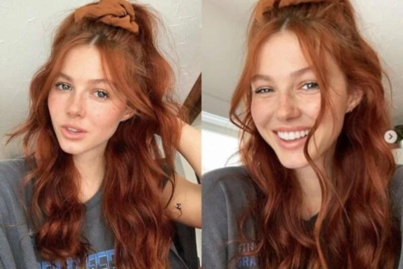 Sebab Warna Rambut Cantik Sangat, Model Kanada Ini Viral Di TikTok