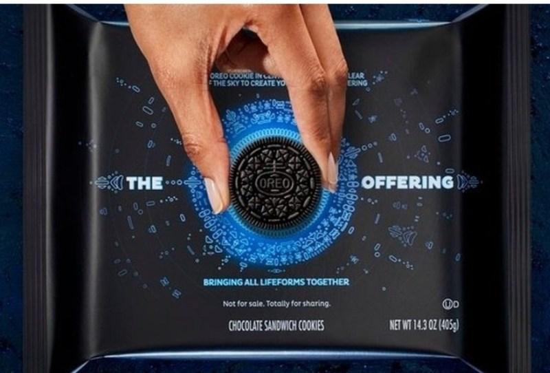 Oreo lancar biskut edisi khas rai alien