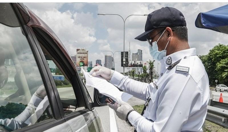 PKP disambung, polis masih terima permit lama