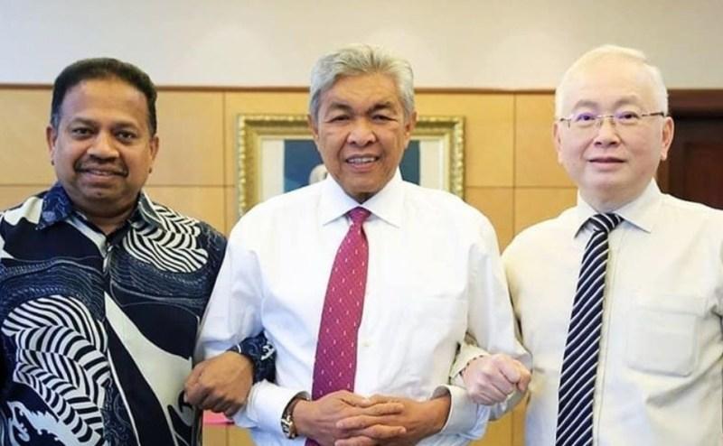 Pertemuan Agong, pemimpin utama parti politik mungkin sekadar khabar angin