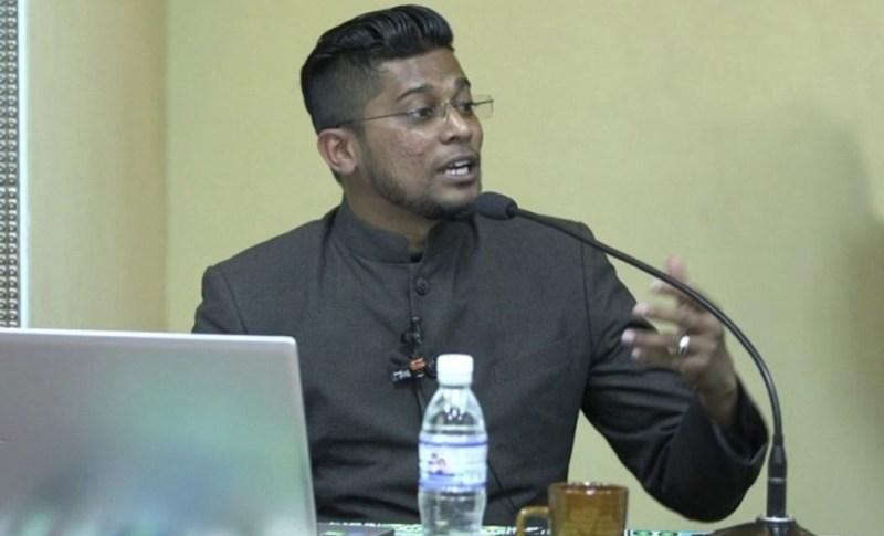Zamri nafi hina agama Hindu, biar mahkamah tentukan