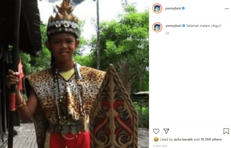 "Zynakal Mohon Maaf - ""Saya Tak Tahu Fasal Isu Pakaian Iban Tengah Panas"" [VIDEO]"