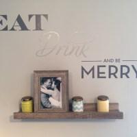 Kitchen Nook: Adding Some Love