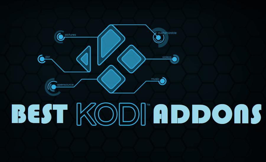 best working Kodi addons 2019