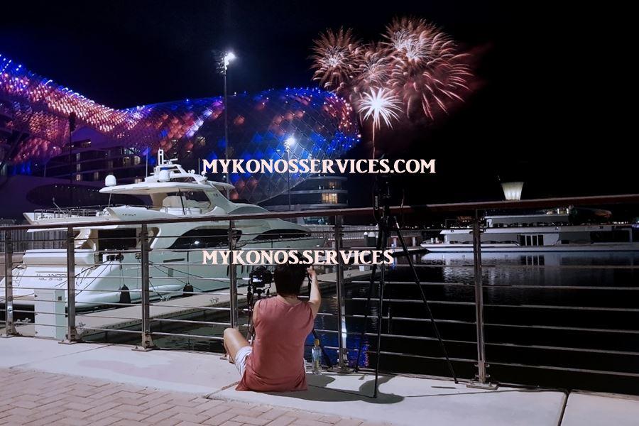 mykonos rent yacht mykonos services 1