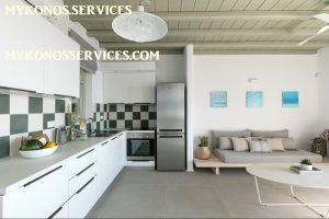 rent villa mykonos - mykonos services 14
