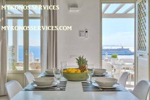 rent villa mykonos - mykonos services 16