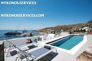 rent villa mykonos - mykonos services 3
