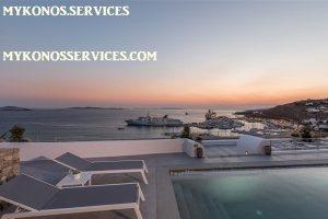 rent villa mykonos - mykonos services 7