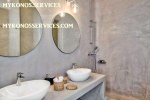 rent villa mykonos - mykonos services 10