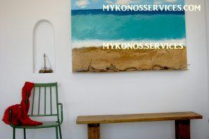 D Angelo villa sea view - rent villa mykonos services 11