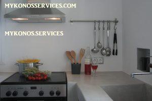 D Angelo villa sea view - rent villa mykonos services 1212121