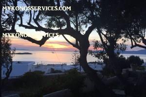 D Angelo villa sea view - rent villa mykonos services 9292929