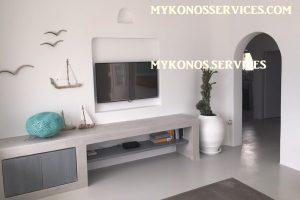 D Angelo villa sea view - rent villa mykonos services 9