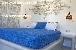 Villa D Angelo Sunset Penthouse by the wind mills - mykonos services - rent villa mykonos 15