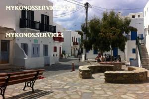 Villa D Angelo Sunset Penthouse by the wind mills - mykonos services - rent villa mykonos 600