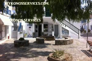 Villa D Angelo Sunset Penthouse by the wind mills - mykonos services - rent villa mykonos 700