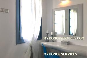 Villa D Angelo Sunset Penthouse by the wind mills - mykonos services - rent villa mykonos 800
