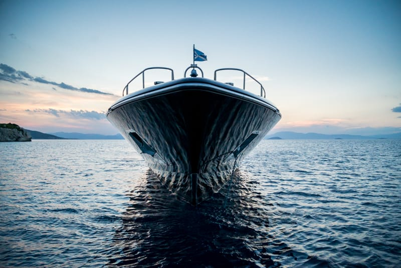 aquarella mykonos yacht - luxury yachts 2