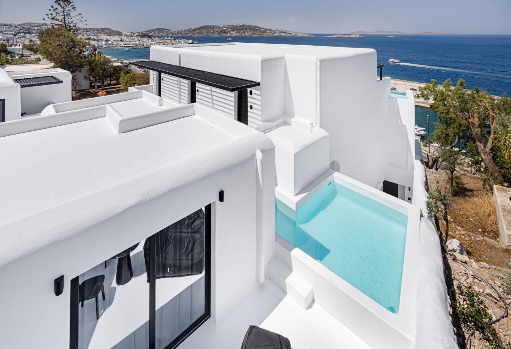 tagoo black mykonos - private pool mykonos - concierge 4