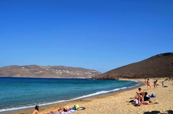 Panormos beach Mykonos island, Greece - Mykonos Traveller