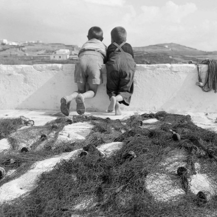 Mykonos photos from the past