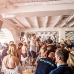 Nammos Mykonos beach restaurant and bar