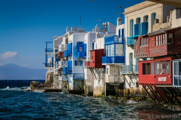 10 Reasons to go to Mykonos - Little Venice