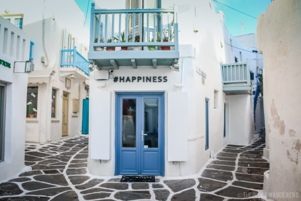 10 Reasons to go to Mykonos