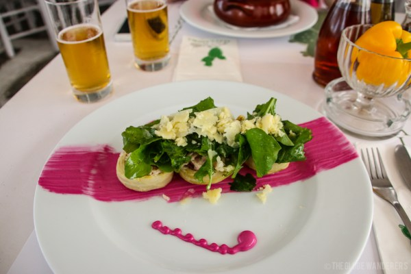 10 Reasons to go to Mykonos - the food