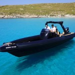 Don blue yachting - FOST MATRIX Black edition