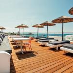 The George Mykonos Hotel - 4 Star hotel in Platis Gialos beach