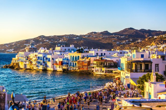 Visit Mykonos in Autumn - The Ultimate Autumn Escape in September and October
