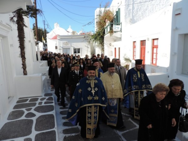 Christmas & New Year's Eve in Mykonos island!