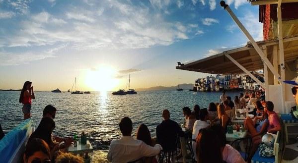 Little Venice - Mykonos island, Greece - Mykonos Traveller
