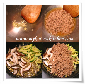 Sprouts rice preparation