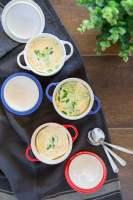 How to Make Korean Steamed Egg (Gyeran Jjim)   MyKoreanKitchen.com