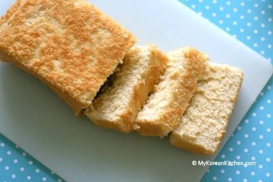 Beksul Castella Mix (Sweet Honey Sponge Cake - Pre mix version)