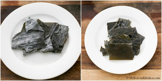 How to Make Korean Style Dashi (Dried Kelp and Dried Anchovy Stock)   MyKoreanKitchen.com