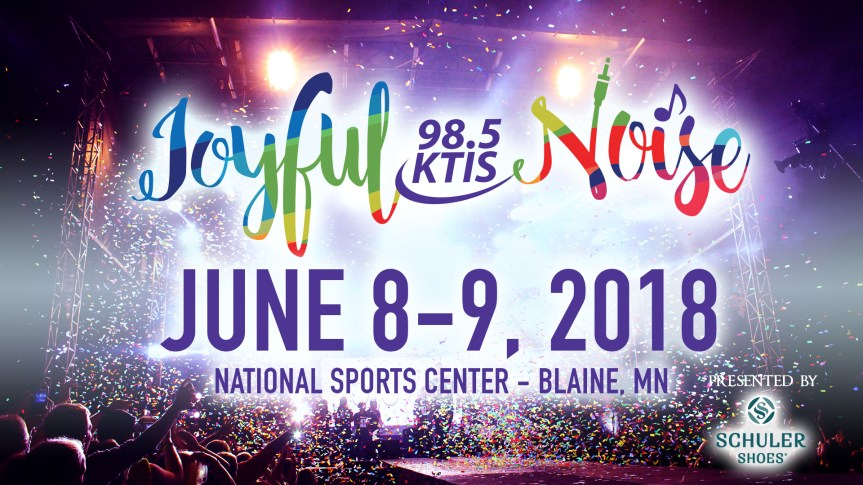 Joyful Noise announcement