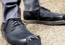 Austrian company creates smart shoes to help the blind