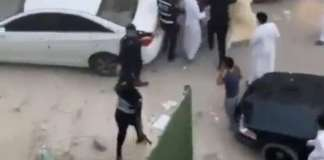 4 brothers arrested for attacking man people in Abdullah Mubarak