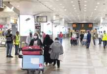 Kuwait increase the passengers limit to 5,000 starting today