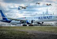 Kuwait is studying the opening of direct flights with several countries