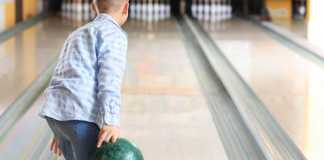 Preventing children from entering skiing and bowling alleys